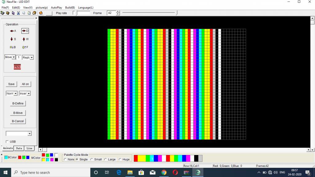 Download led edit software